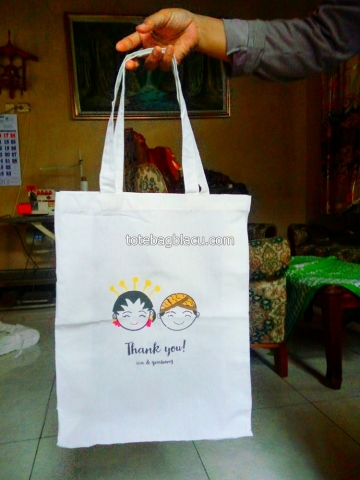 goodie bag blacu pernikahan